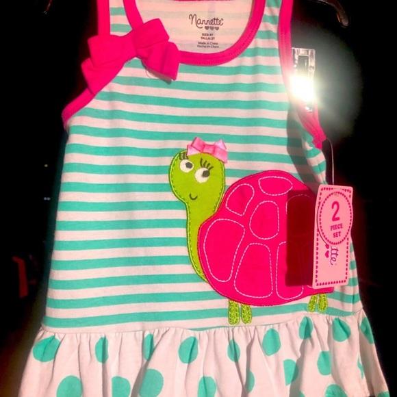 Precious NWT, Toddler Girls Nannette Set!